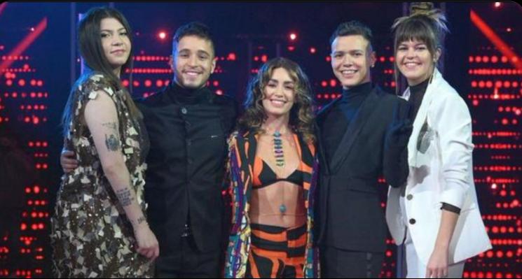 La Voz Argentina: La gente decidía quien continuaba, pero el programa ya estaba grabado